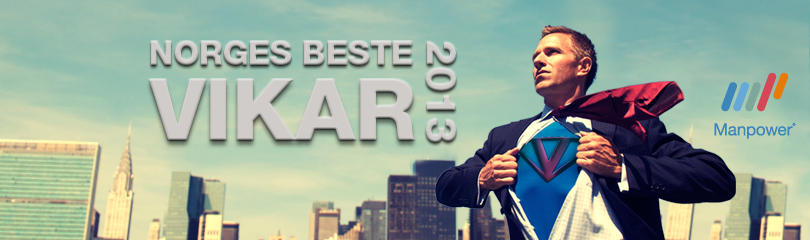 Finalistene til Norges beste Vikar 2013 er kåret