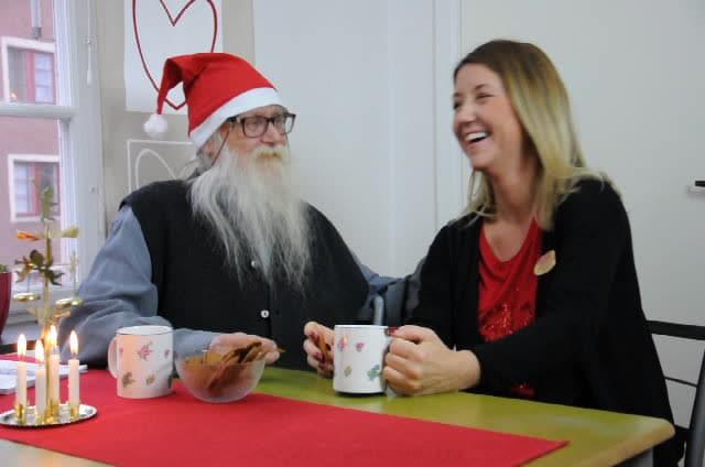 Låt inte änglaspelet vara Gunnars enda sällskap i jul!