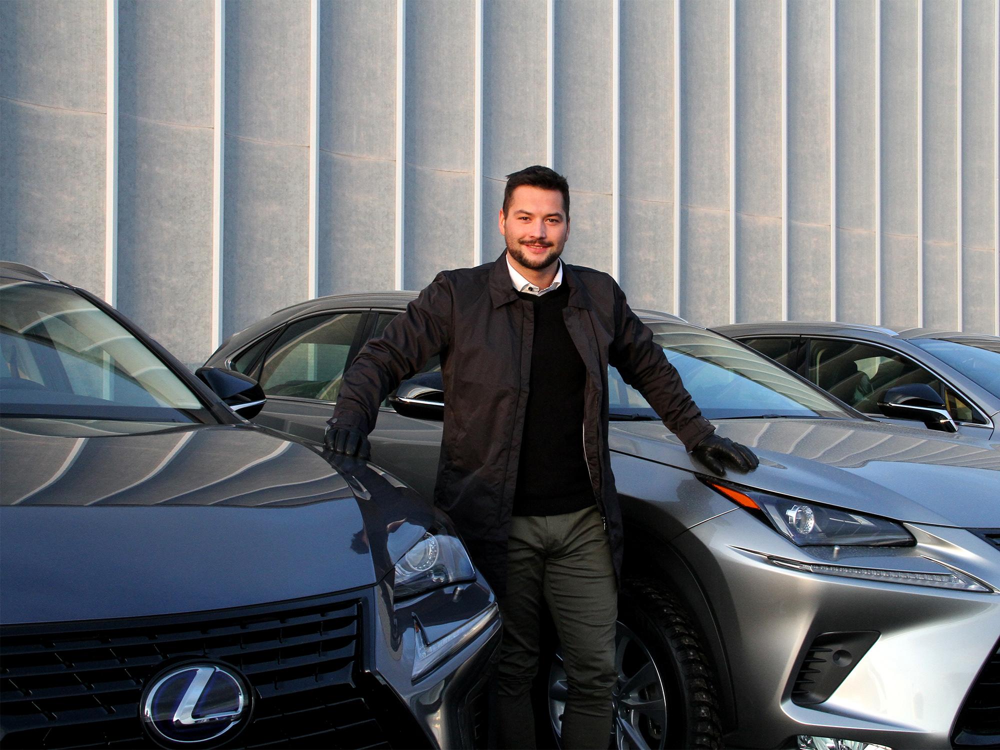 Lexus lanserer sin første elbil – kommer til Bodø høsten 2020
