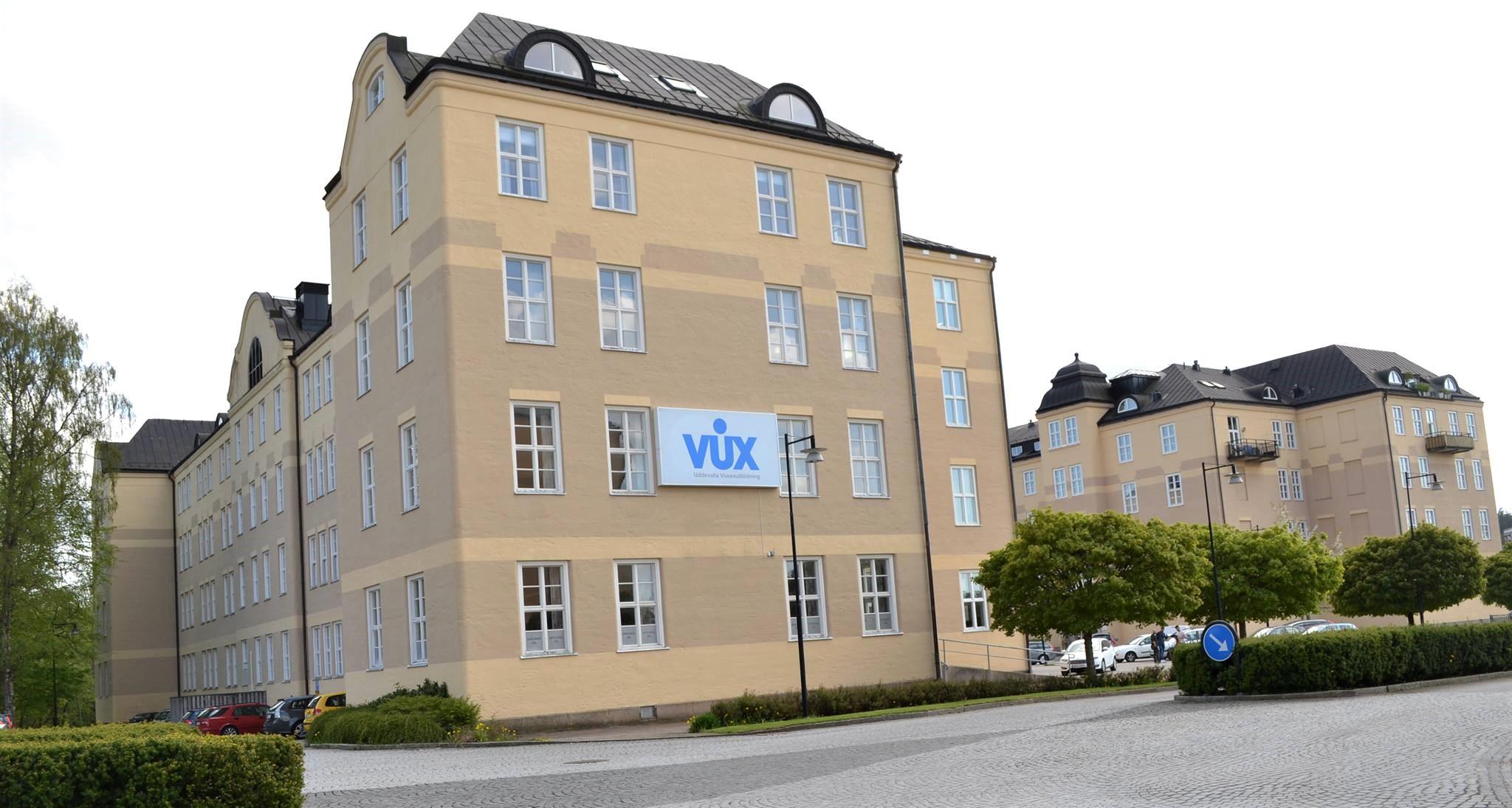 VUX-huset i Uddevalla