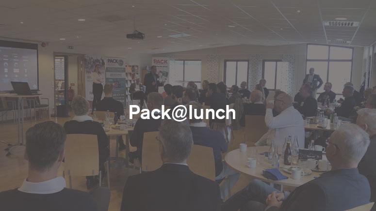 Pack@lunch 22 november 2019, Boxon Borås