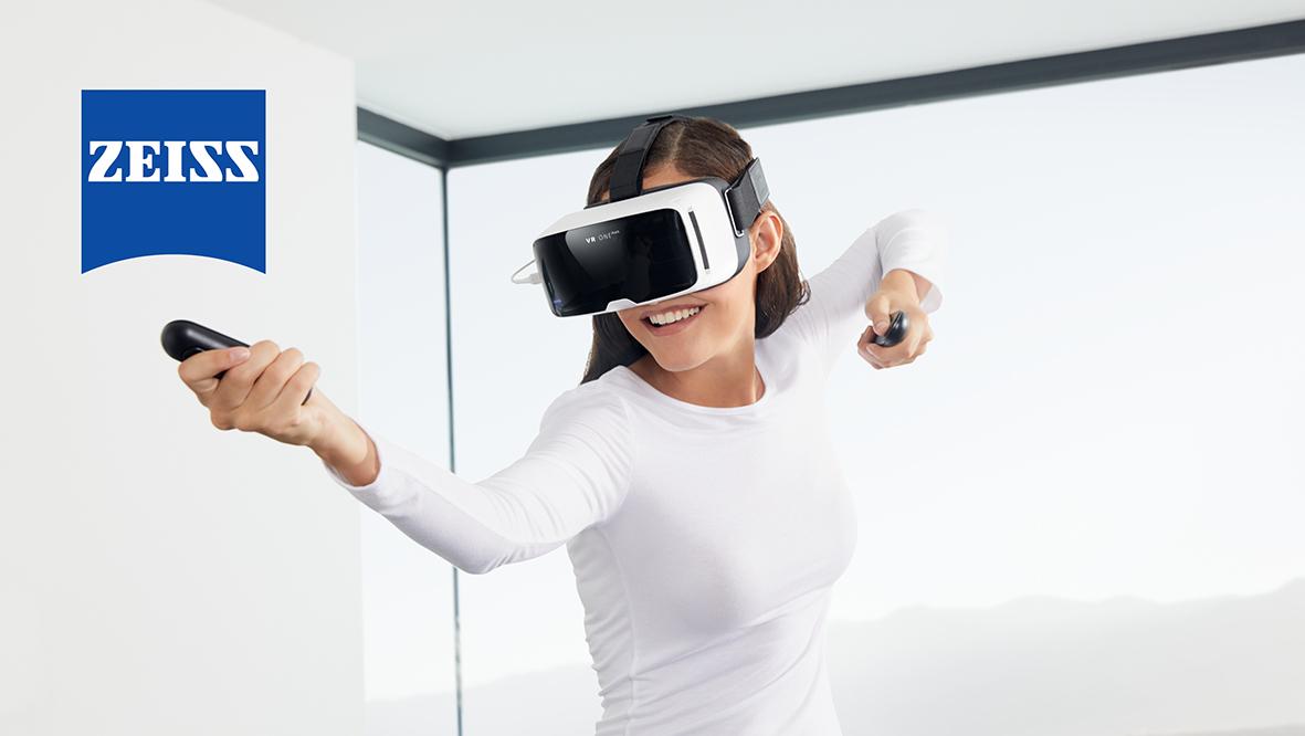 Zeiss byder på fuld kontrol til VR-spil