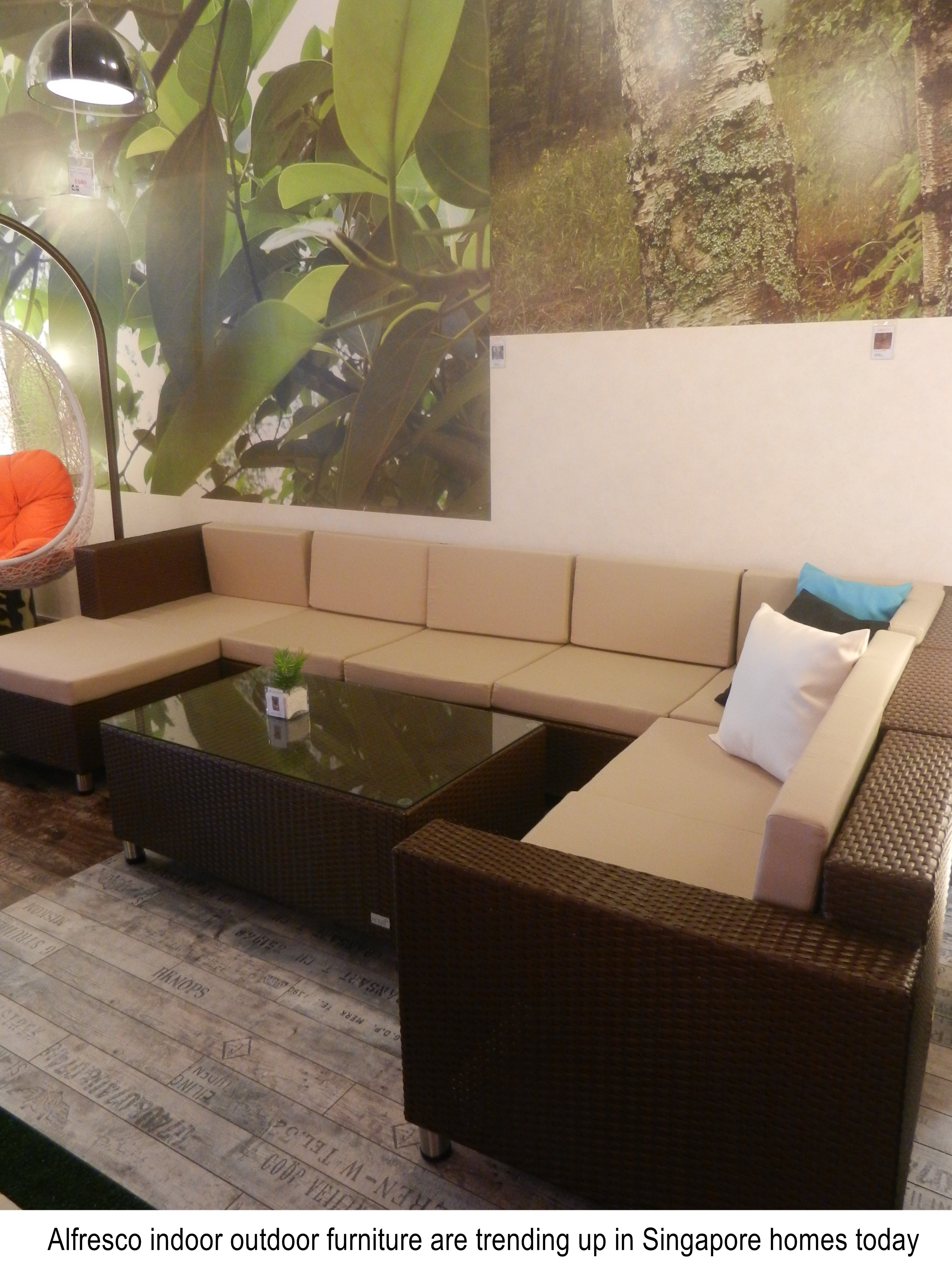 Alfresco Furniture Trends In Singapore