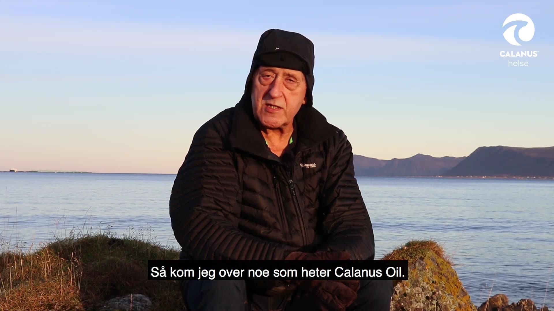 - Vil ikke vært foruten Calanus® Oil