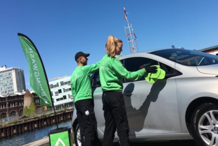 Efter ett år på MINC i Malmö och efter genomgången Connect-process stänger företaget Bringwash nu sin första runda och har efter den 2,5 miljoner kronor att ta företaget vidare med.