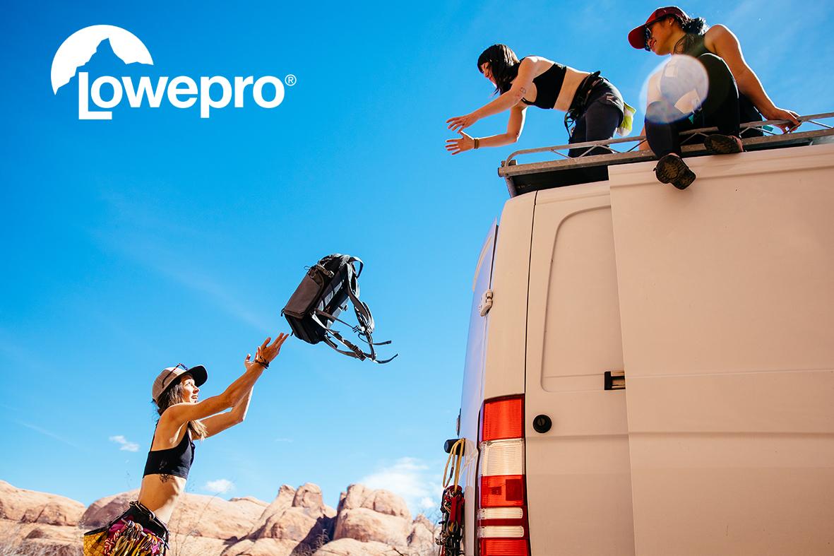Lowepro lanserar två nya fotoryggsäckar