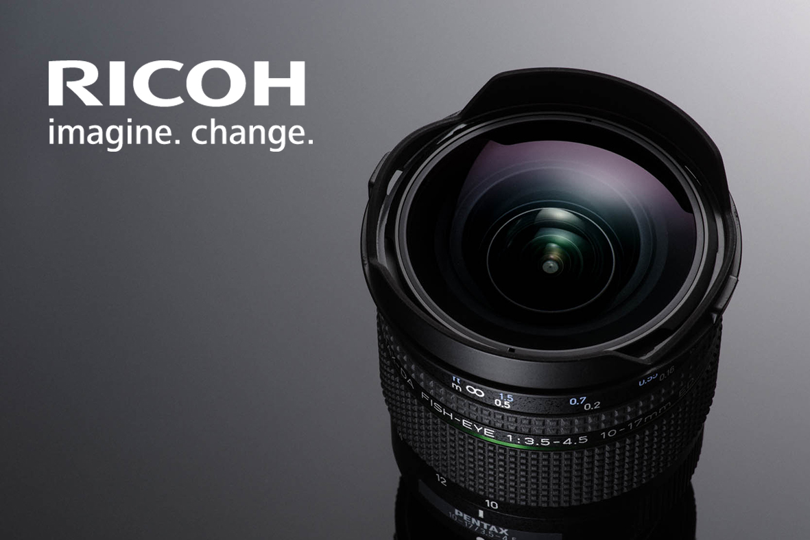 ​New fish-eye zoom lens from Pentax