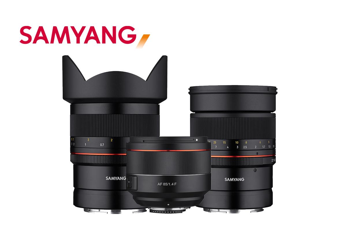 Samyang lanserar nya fullformatsobjektiv för Nikon