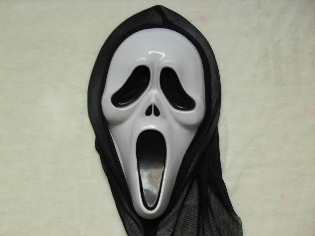 Scream Mask Gang Violently Rob Man Returning Home Bury