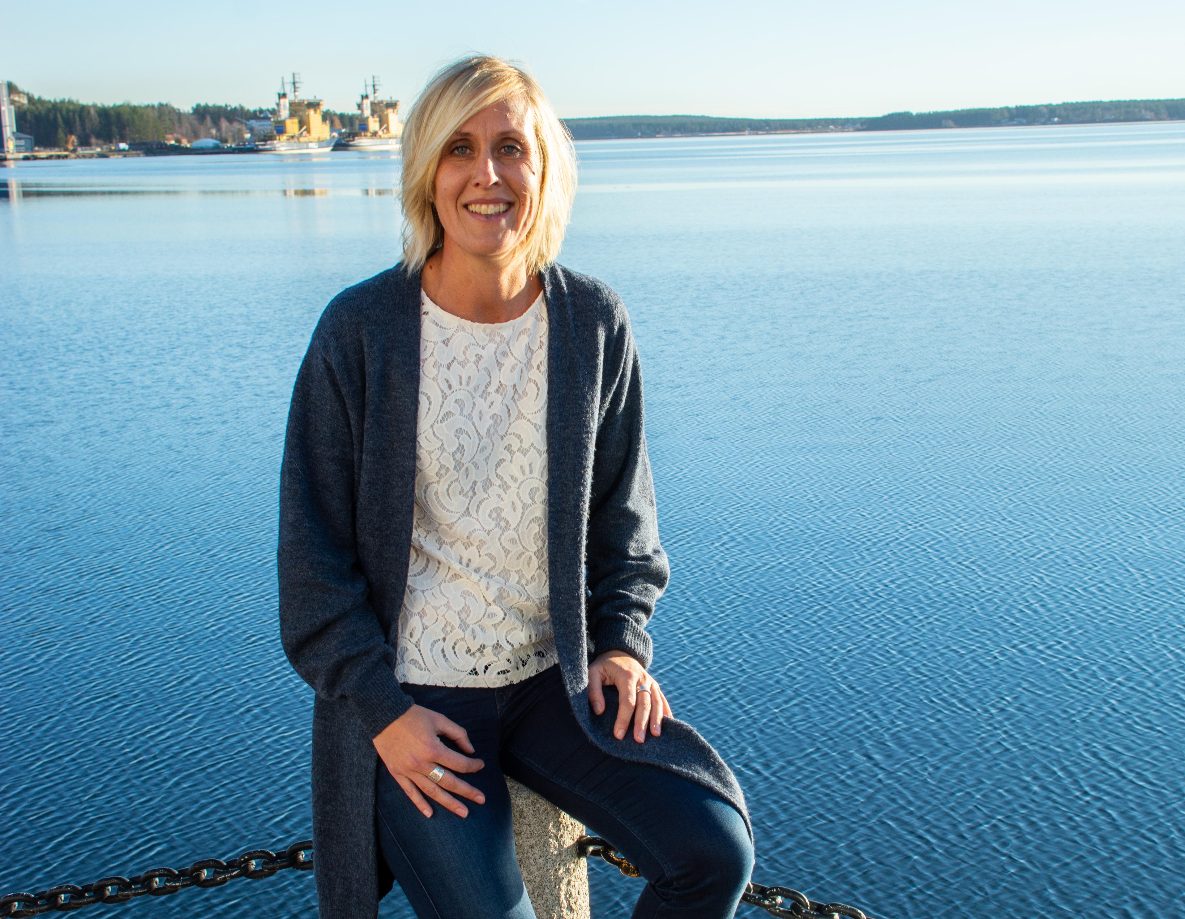 Linda ny ekonomichef på Norrlandsfonden