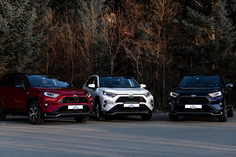 Toyota er Sortlands mest populære bilmerke i første halvår