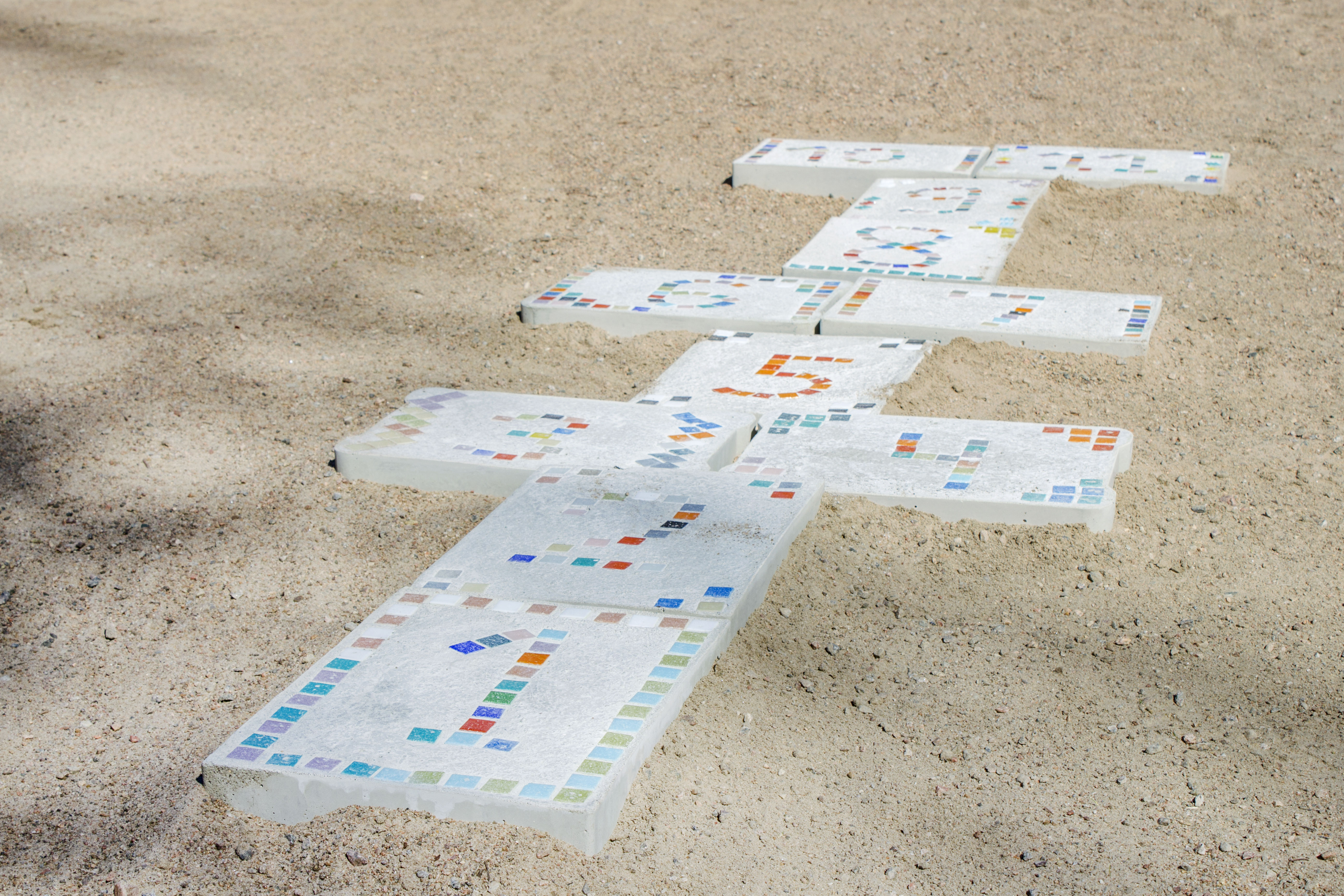 DIY- Støp paradisplater til barna 2