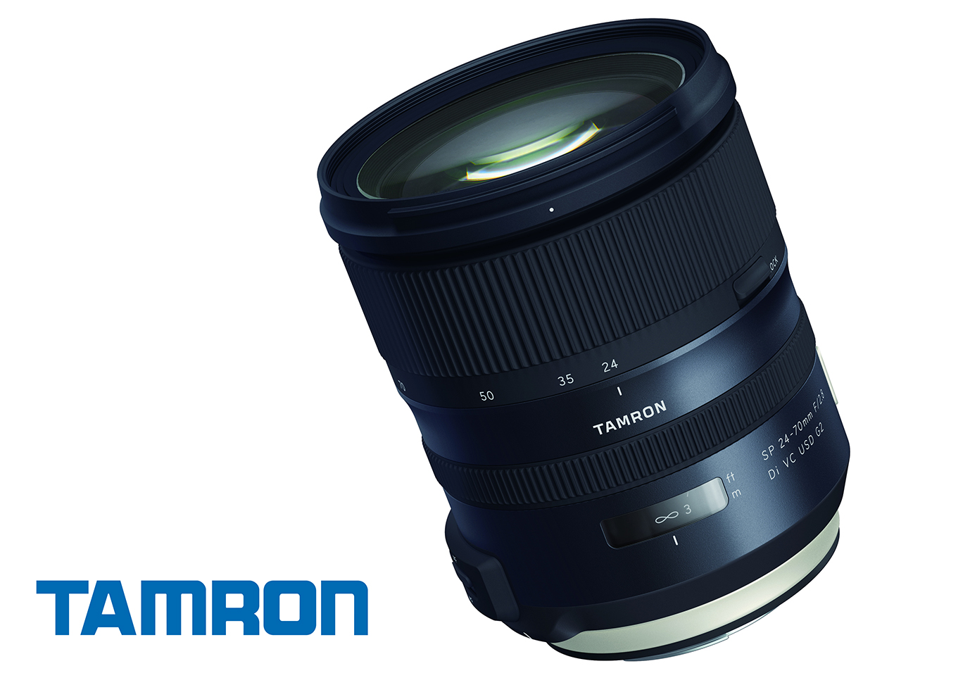 The new Tamron 24-70 F/2.8 G2 with dual micro processing units