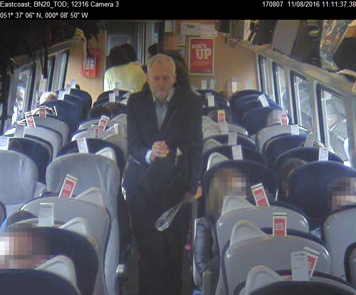 """Virgin Trains clarifies Labour Leader's claim of """"ram-packed"""