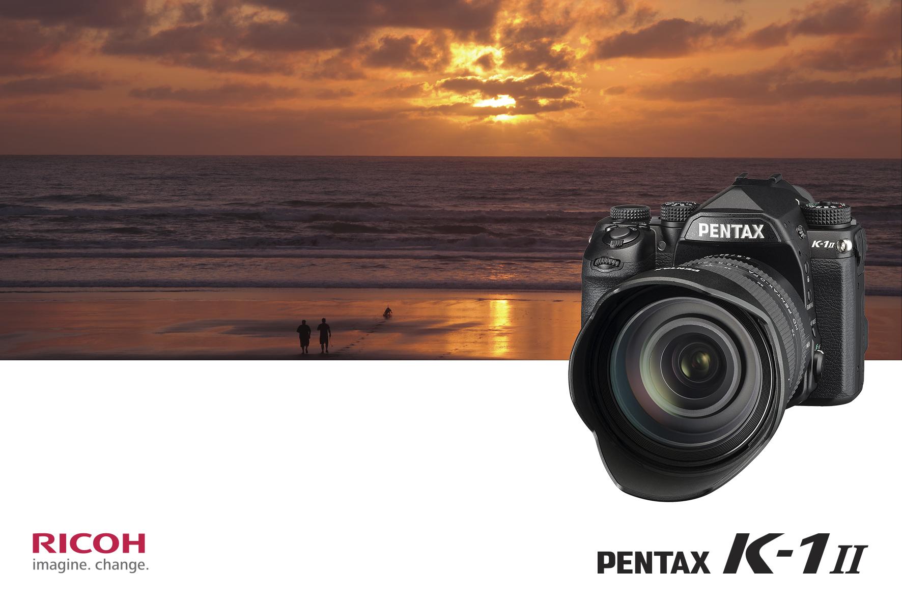 Pentax K-1 Mark II – Snabbare, smartare, känsligare
