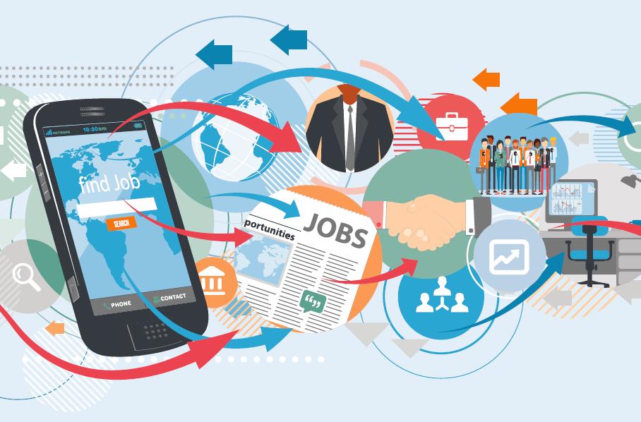 Jobbsøkere får mer informasjon: – Møt kandidatene der de er