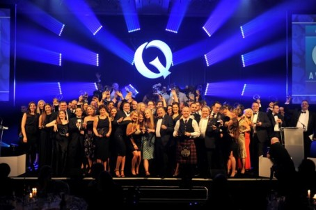 Swedbrand at the Quality Food Awards in London!