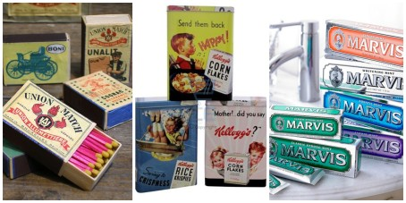 The Coolest Vintage and Retro Packaging Designs