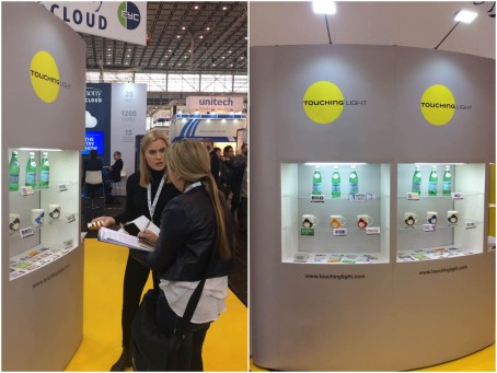 Swedbrand at EuroShop 2017 with TouchingLight!