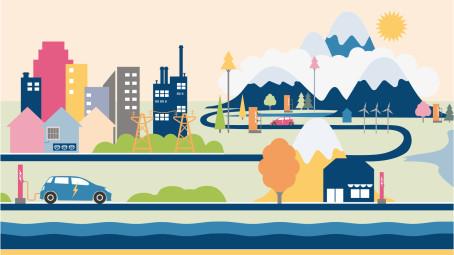 Lastbilsträffen blir elektrisk och förnybar