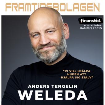Första gästen i Finanstids nya podcast – Anders Tengelin, nordisk vd för WELEDA
