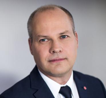 Morgan Johansson till konferensen Trygg och Säker i Malmö