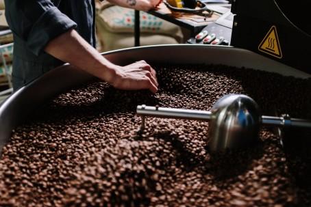 Kaffee 7 - Röst-Kaffees aus eigener Herstellung