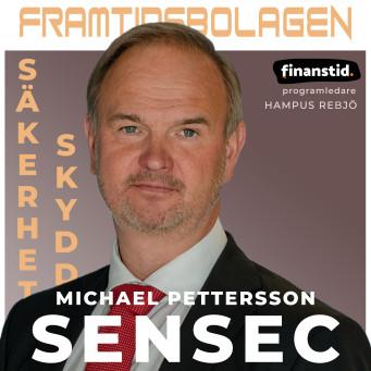 Denna vecka gästades Framtidsbolagen av Michael Pettersson, VD för Sensec