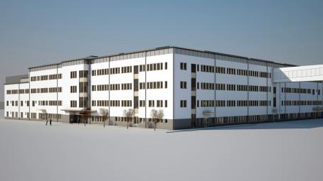 Nya Psykiatrin på Norrlands Universitetssjukhus