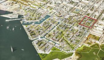 LINK arkitektur tegner skitseprojekt i FredericiaC