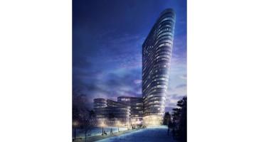 LINK arkitektur tegner et av Norges høyeste bygg i Stavanger