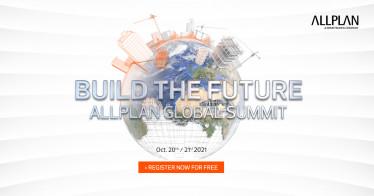Build the Future: ALLPLAN Global Summit Announced