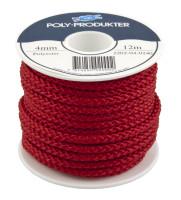 Bild med länk till högupplöst bild Polyestersilkelinor - Röd spole