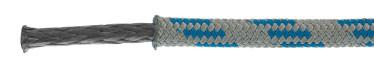 Bild med länk till högupplöst bild Skotlina ProRace Four grå med blå kod