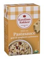 Pastasauce med mild ost