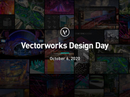 Vectorworks, Inc. to Host its First Virtual Vectorworks Design Day on October 6
