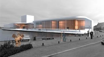 Nyt teater i Stavanger centrum