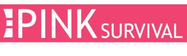 Bild med länk till högupplöst bild Regatta logo - Pink Survival logo