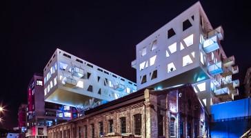 Støperiet nominerat till arkitekturpris i Bergen