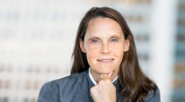 Kirsten Anker Sørensen blir koncernchef för LINK arkitektur