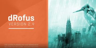 dRofus 2.4 ist live