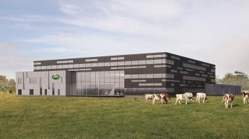 So wird das neue Arla-Innovationszentrum aussehen.