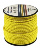 Bild med länk till högupplöst bild Poly-Light-8 gul, 3 mm x 25 m, spole