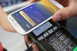Mobiles Bezahlen mit Visa