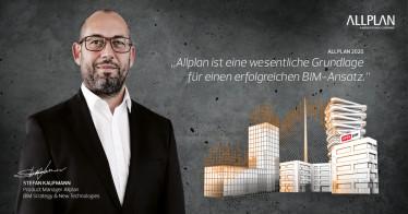 ALLPLAN auf der BIM World 2019 in München