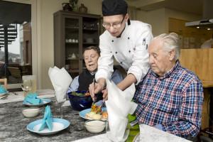 Skogslidens vårdboende i Båstad finalist i Arla Guldko® 2017
