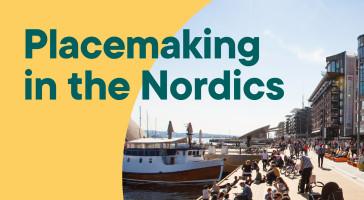 Nu lanseras handbok i nordisk placemaking