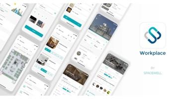 Spacewell veröffentlicht neue App für den hybriden Arbeitsplatz