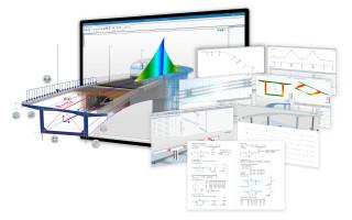 ALLPLAN stellt Update seiner vollintegrierten 4D BIM-Lösung für den Brückenbau vor