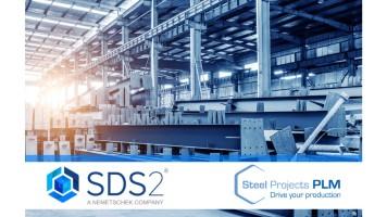 Partner im Fokus: Einen Shop in Echtzeit optimieren mit SDS2 und Steel Projects